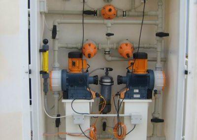 Ipari-szennyvíz05-tisztítás-kivitelezés-sósav-adagolók